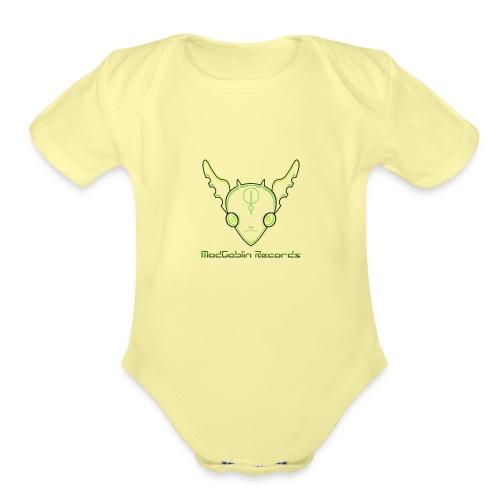 ModGoblin mouse pad - Organic Short Sleeve Baby Bodysuit