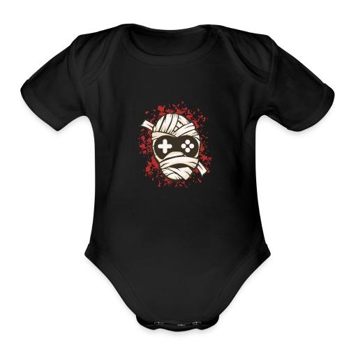 Sens5 - Organic Short Sleeve Baby Bodysuit