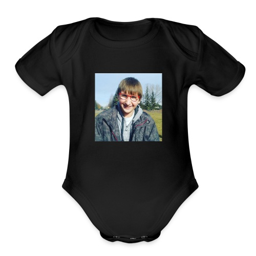 Xavr Approves - Organic Short Sleeve Baby Bodysuit