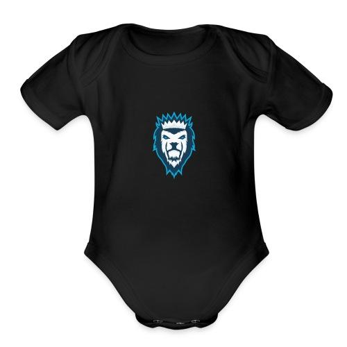 NirvanaGaming - Organic Short Sleeve Baby Bodysuit