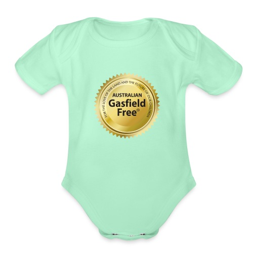 AGF Organic T Shirt - Traditional - Organic Short Sleeve Baby Bodysuit