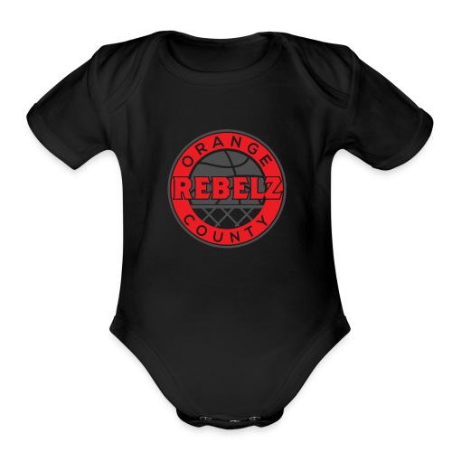 transparent_file - Organic Short Sleeve Baby Bodysuit