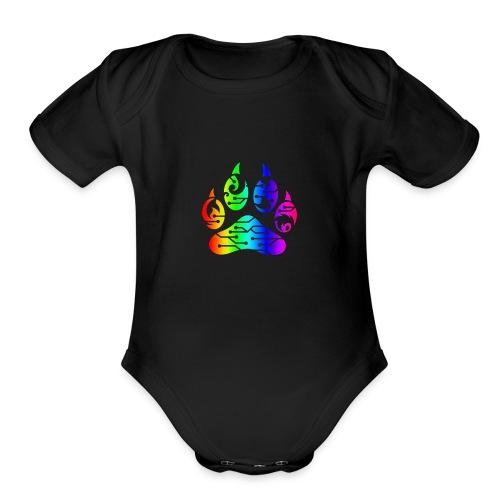 Cutiepaw Logo - Organic Short Sleeve Baby Bodysuit
