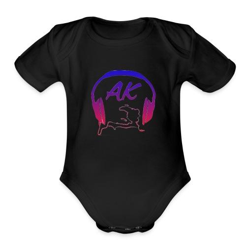 Ayiti Konekte - Organic Short Sleeve Baby Bodysuit