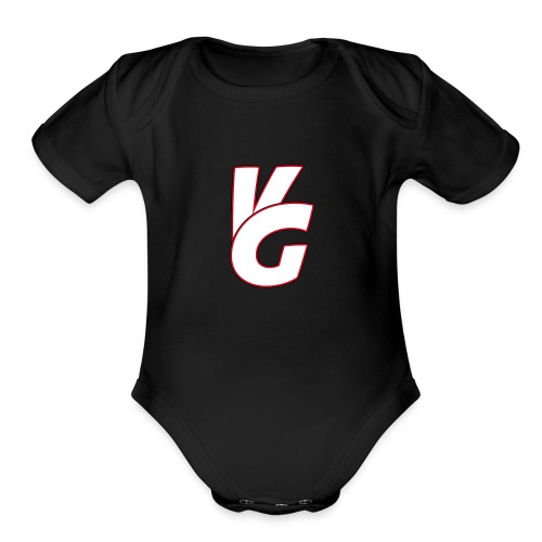 VG - Organic Short Sleeve Baby Bodysuit