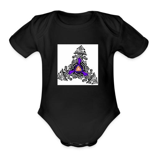 Pride 2018 - Organic Short Sleeve Baby Bodysuit