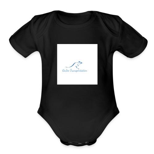 GoJoe Joey - Organic Short Sleeve Baby Bodysuit