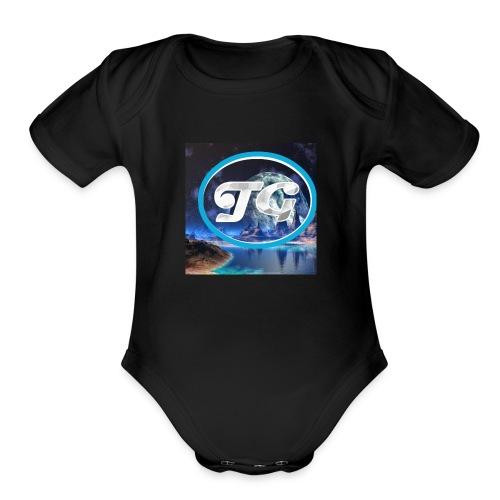 TG-Knight - Organic Short Sleeve Baby Bodysuit