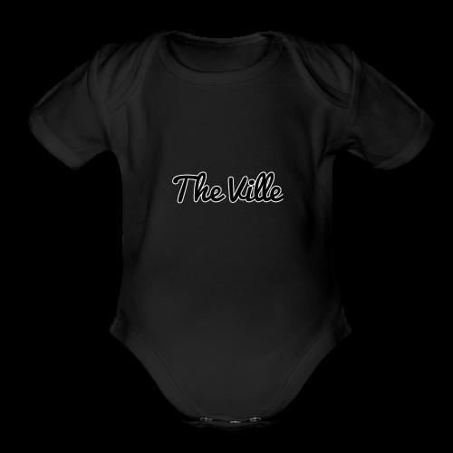 Sean pollard the ville - Organic Short Sleeve Baby Bodysuit