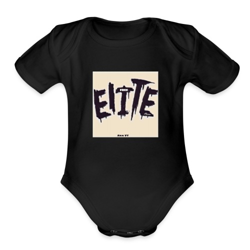 FREE YT Campaign - Organic Short Sleeve Baby Bodysuit