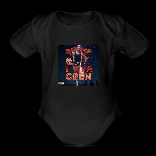 A986E752 BF77 48EC 9534 9FA7E9284865 - Organic Short Sleeve Baby Bodysuit