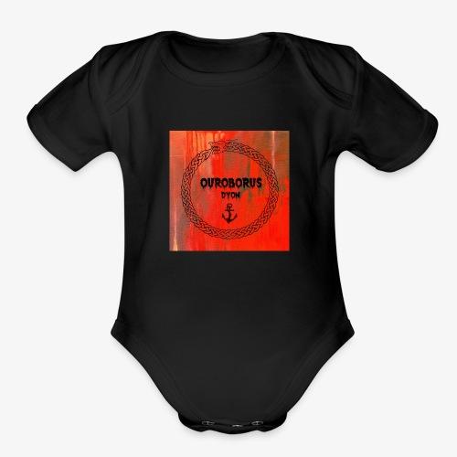 fathertime - Organic Short Sleeve Baby Bodysuit