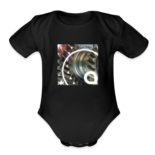 Gear Keep EP - Organic Short Sleeve Baby Bodysuit