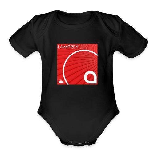 Lamprey - Organic Short Sleeve Baby Bodysuit