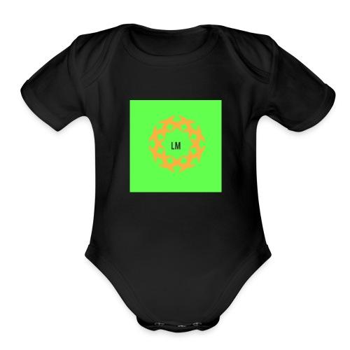 4A4EAF79 3FB9 4D1B 85B4 3B47A8ED1B69 - Organic Short Sleeve Baby Bodysuit