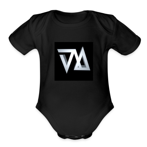 Jays Merch - Organic Short Sleeve Baby Bodysuit