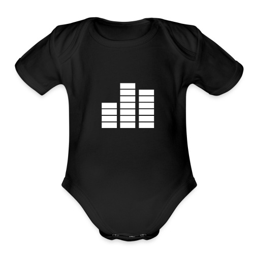 Fouzoradio - Organic Short Sleeve Baby Bodysuit