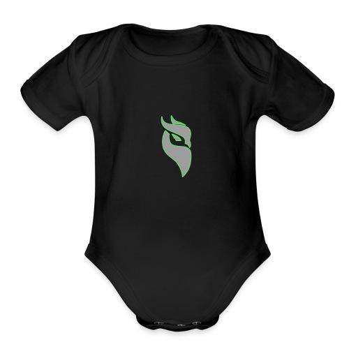 OOFF Merchandise - Organic Short Sleeve Baby Bodysuit