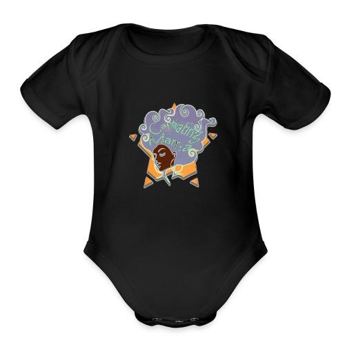 Captivating Mama Fashion - Organic Short Sleeve Baby Bodysuit