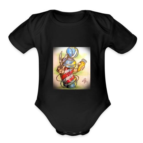 IMG 20170705 074216 - Organic Short Sleeve Baby Bodysuit