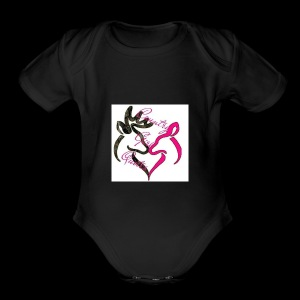 IMG 0188 - Short Sleeve Baby Bodysuit