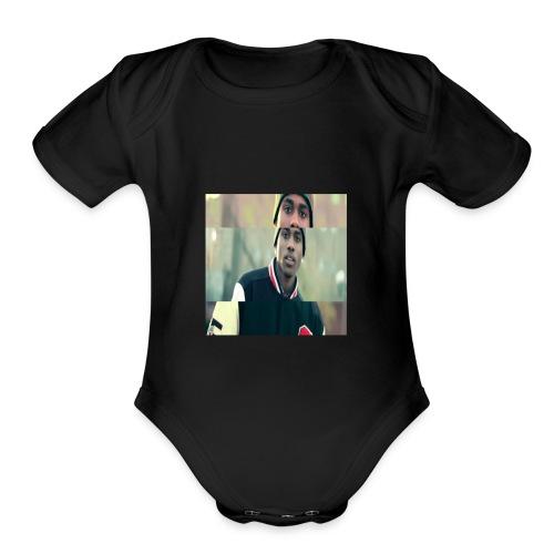 Herby Fallon - Organic Short Sleeve Baby Bodysuit