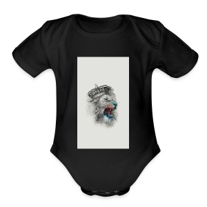 Ryan Leanos - Short Sleeve Baby Bodysuit