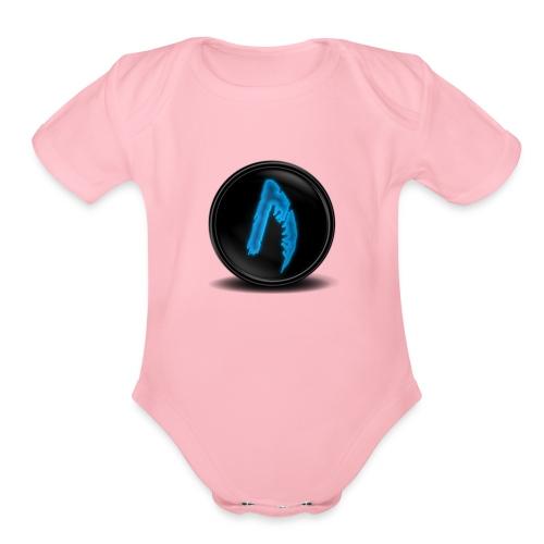 LBV Winger Merch - Organic Short Sleeve Baby Bodysuit