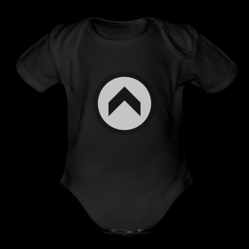 Nysyjreyjrsjyrsyjrejyrenytenty - Organic Short Sleeve Baby Bodysuit