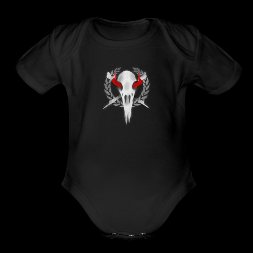 Docs TSL logo transparent - Organic Short Sleeve Baby Bodysuit