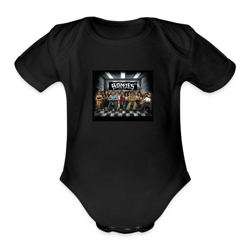 1E48078E 0BDD 4939 AA0A 31DE52C26C54 - Organic Short Sleeve Baby Bodysuit
