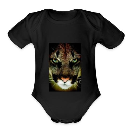6bcc8f8e1bb9504a5d896122719521b9linx - Organic Short Sleeve Baby Bodysuit