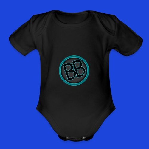 Bryson Bitz - Organic Short Sleeve Baby Bodysuit