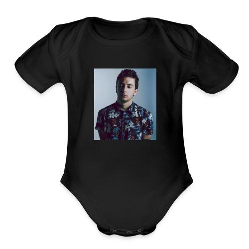 Tyler Joseph 2 - Organic Short Sleeve Baby Bodysuit