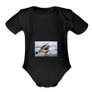AKA IRS - Short Sleeve Baby Bodysuit