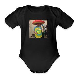 Tommy Givens - Short Sleeve Baby Bodysuit