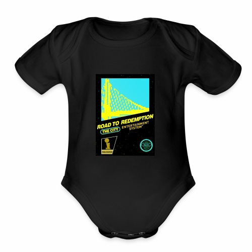 Road to Redemption - Organic Short Sleeve Baby Bodysuit