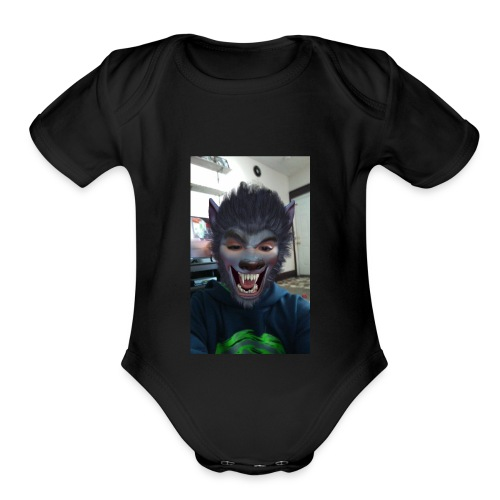 orca image 1515959029256 jpg 1515959029478 - Organic Short Sleeve Baby Bodysuit