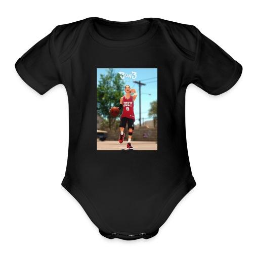 Master Race - Organic Short Sleeve Baby Bodysuit