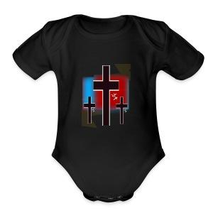 Xist merchandise - Short Sleeve Baby Bodysuit