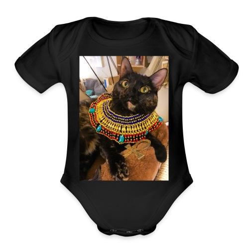 Mogwai - Organic Short Sleeve Baby Bodysuit