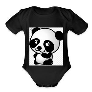Jamine,Jasmin,Sofia - Short Sleeve Baby Bodysuit