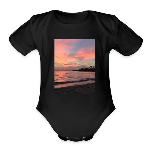 IMG 2416 - Organic Short Sleeve Baby Bodysuit
