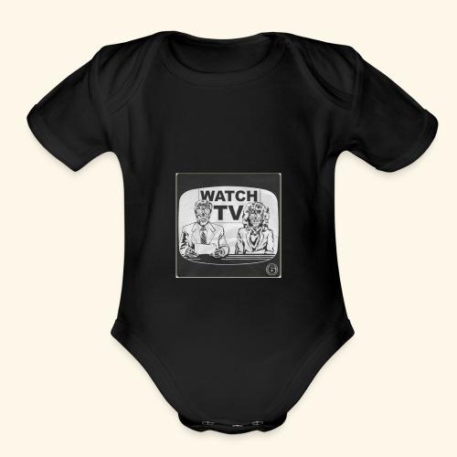 Conform - Organic Short Sleeve Baby Bodysuit