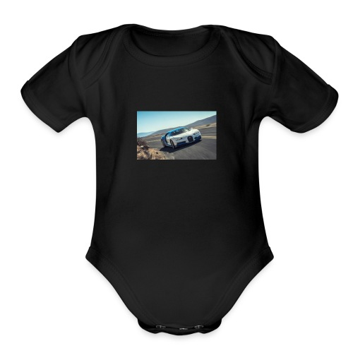 2017 bugatti chiron first ride review car and driv - Organic Short Sleeve Baby Bodysuit