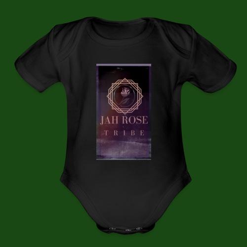 TRIBE - Organic Short Sleeve Baby Bodysuit