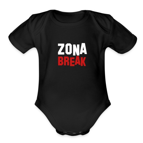 Zonabreak - Organic Short Sleeve Baby Bodysuit