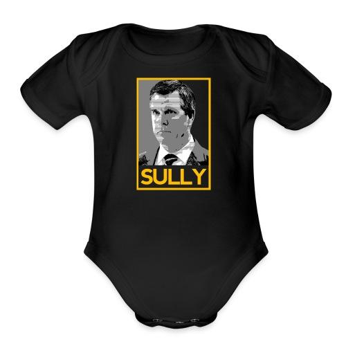 Sully - Organic Short Sleeve Baby Bodysuit
