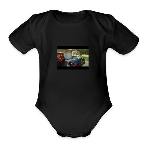 ESSKETIT - Organic Short Sleeve Baby Bodysuit