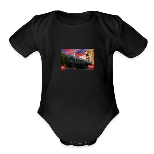 Supreme tez merch - Organic Short Sleeve Baby Bodysuit